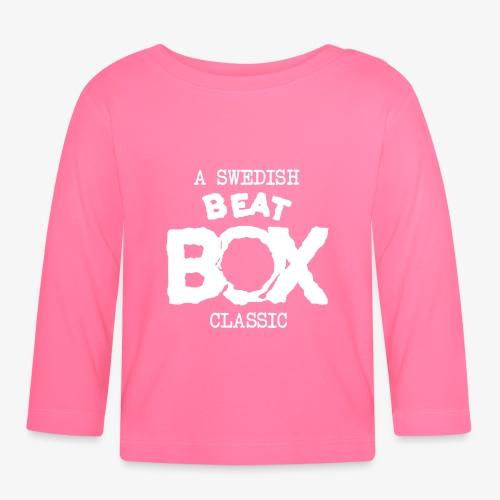Beat Box - Långärmad T-shirt baby