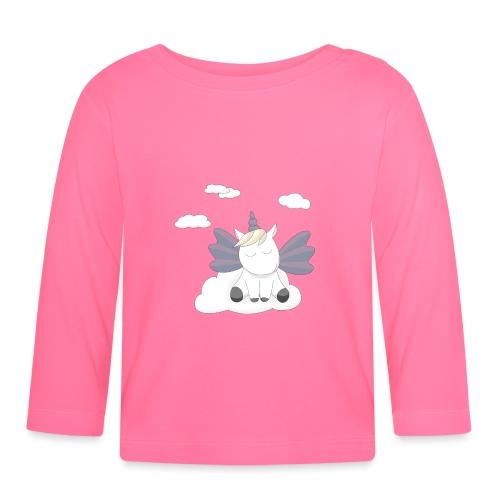 Kleiner Träumer - Baby Langarmshirt
