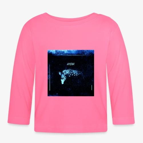 Hyena Original - Långärmad T-shirt baby