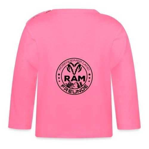 RAM FREUNDE 06 - Baby Langarmshirt