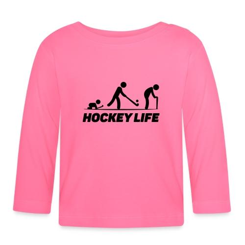 Hockey Life - T-shirt manches longues Bébé