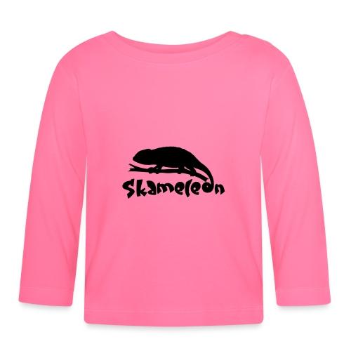 logoskameleon - Baby Langarmshirt
