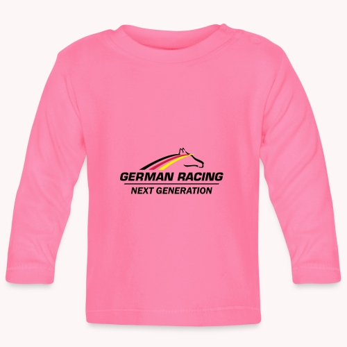German Racing Next Generation Logo - Baby Langarmshirt
