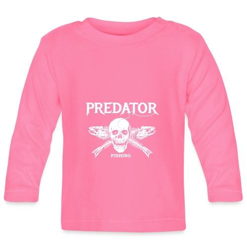 Predator Fishing T-Shirt - Baby Langarmshirt