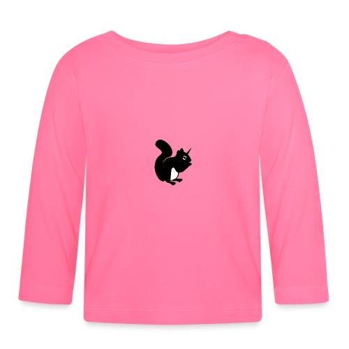 einho rnchen png - Baby Langarmshirt