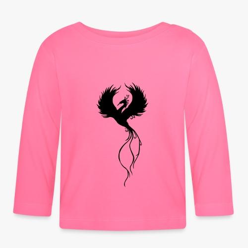 Phoenix Reborn - Langærmet babyshirt