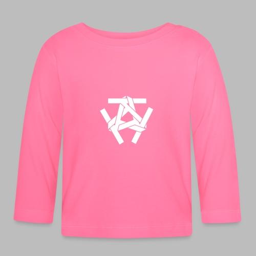 KKK-Logo-vektor - Baby Langarmshirt