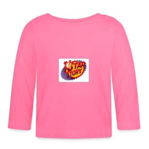 xstarstoryok - T-shirt manches longues Bébé