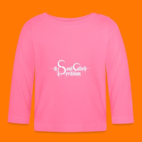 A Soul Called Perdition T-Shirt Logo / Emblem - Baby Long Sleeve T-Shirt