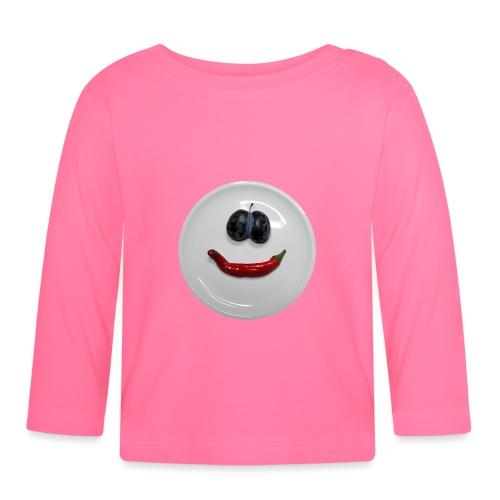 TIAN GREEN - Hot Smile - Baby Langarmshirt