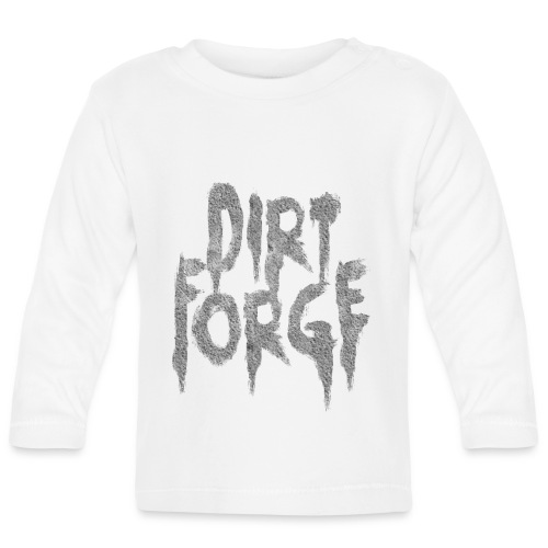 Dirt Forge Gravel t-shirt - Langærmet babyshirt