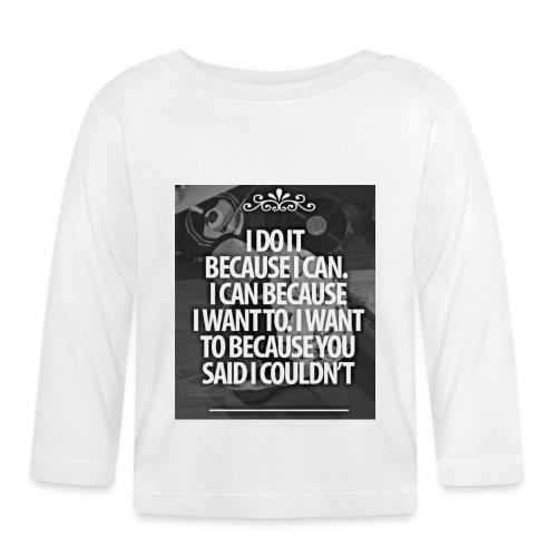 I_DO_IT - T-shirt