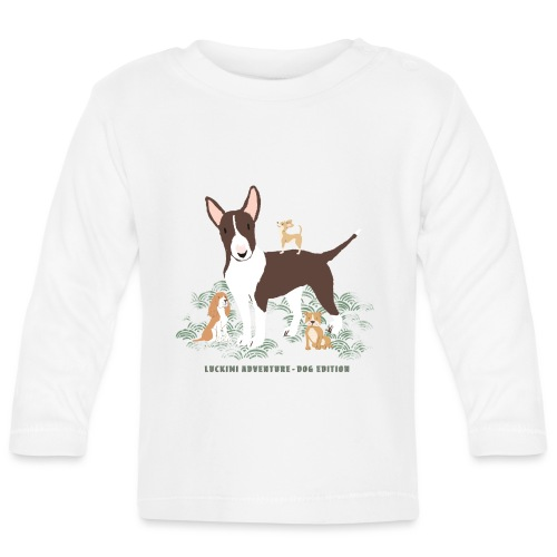 Dog edition Children - Baby Long Sleeve T-Shirt