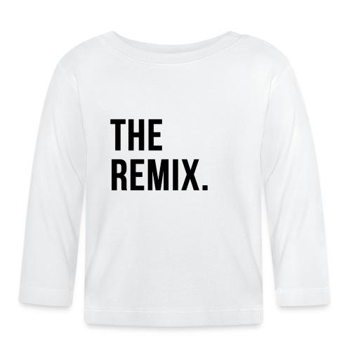 The Remix Eltern Kind Partnerlook - Baby Langarmshirt