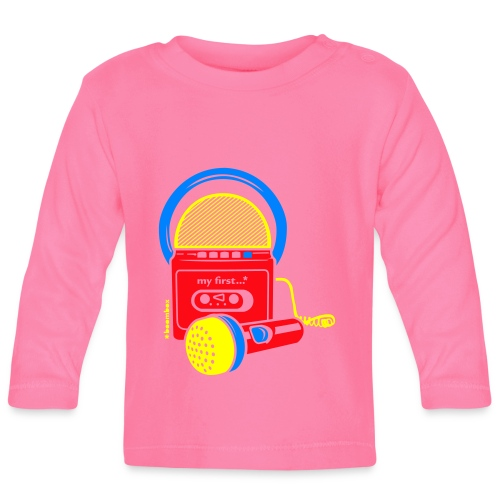 My first Boombox - T-shirt