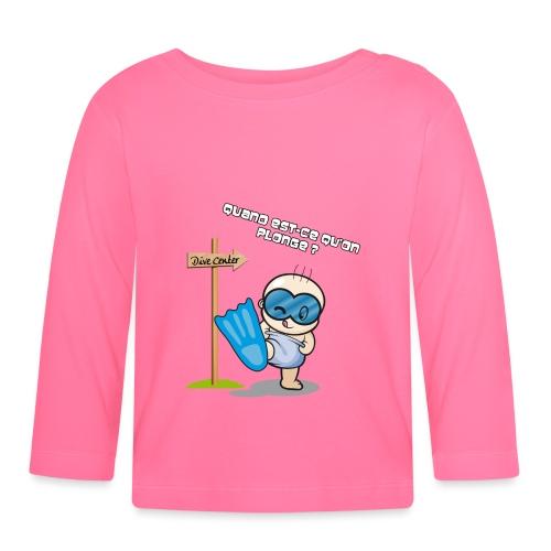 bb plonge - T-shirt manches longues Bébé