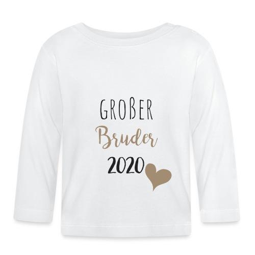 Großer Bruder 2020 - Baby Langarmshirt