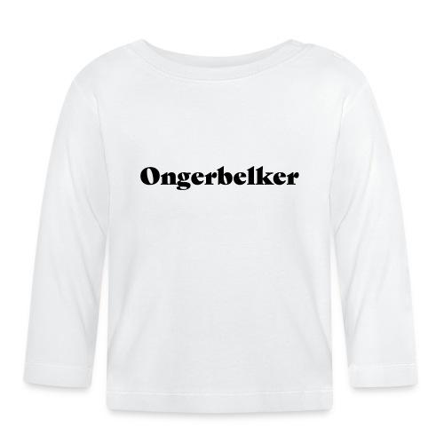 Ongerbelker - Baby Langarmshirt