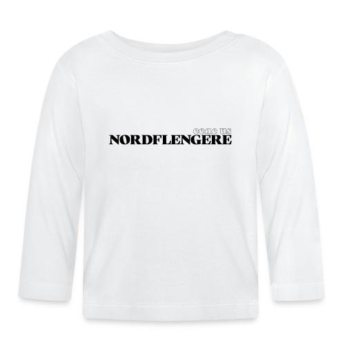 Een eus Nordflengere - Baby Langarmshirt