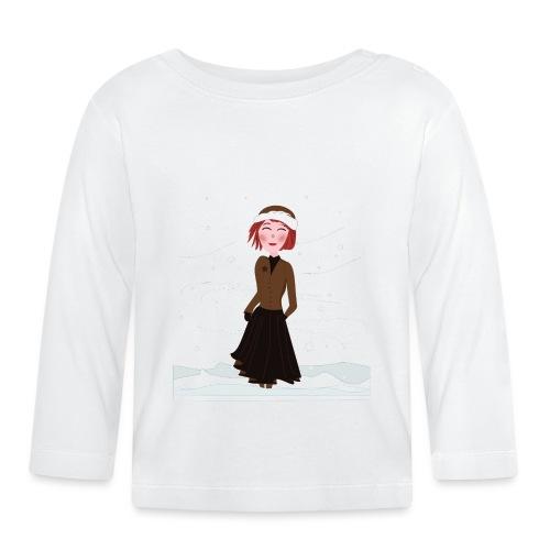 Heure d'hiver - T-shirt manches longues Bébé