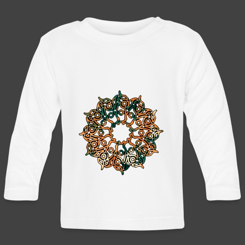 RF052 - COL1 - Baby Long Sleeve T-Shirt
