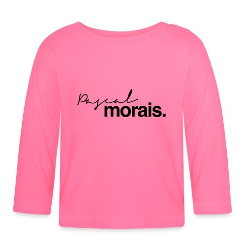 Pascal Morais Logo - Baby Long Sleeve T-Shirt