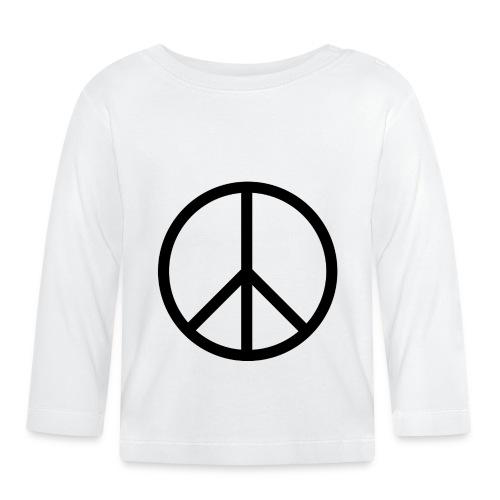 Peace Make love not war - T-shirt