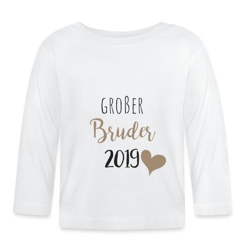 Großer Bruder 2019 - Baby Langarmshirt