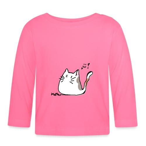 Patchouli le chat - T-shirt manches longues Bébé