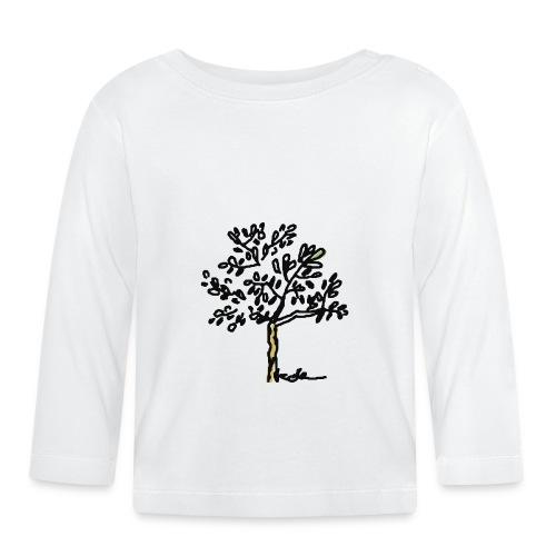 Jeune olivier - T-shirt manches longues Bébé
