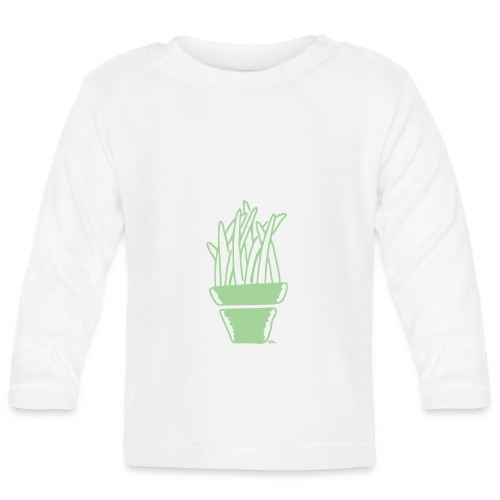 Plante d'intérieur - Baby Langarmshirt