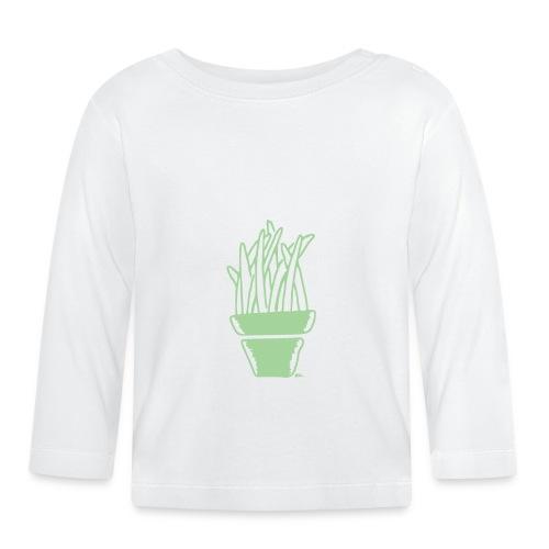Plante d'intérieur - T-shirt manches longues Bébé