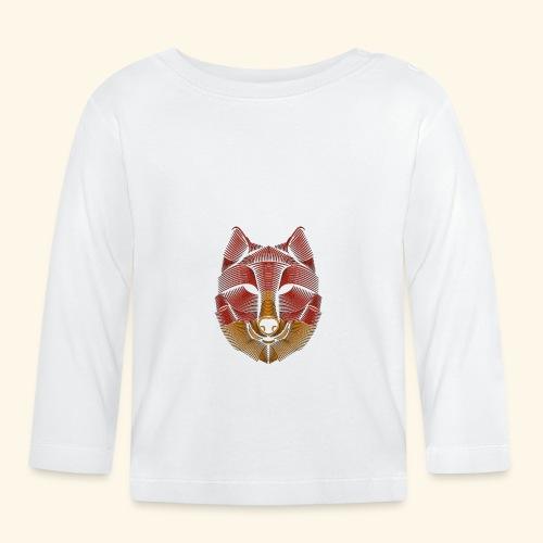 Loup Roux - Baby Long Sleeve T-Shirt