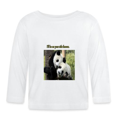 Amistad con ternura - Camiseta manga larga bebé