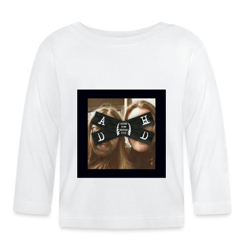 Asså Dom Hatar Dig - Långärmad T-shirt baby