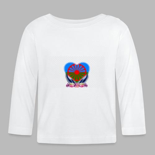copyrightLennyLindell - Långärmad T-shirt baby