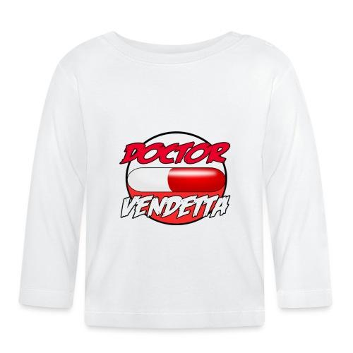 Doctor Vendetta - Maglietta a manica lunga per bambini