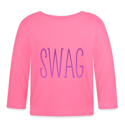 Swag - T-shirt manches longues Bébé