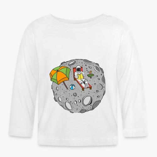 To the Moon - T-shirt manches longues Bébé