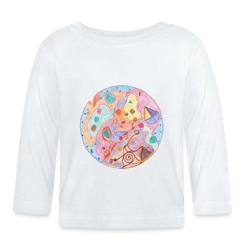 Creativity Healing originale JPG png - Maglietta a manica lunga per bambini
