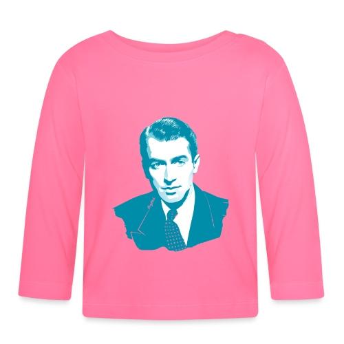 James Stewart groen/turquoise - T-shirt