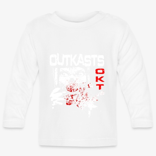 Outkasts Scum OKT Front - Baby Long Sleeve T-Shirt