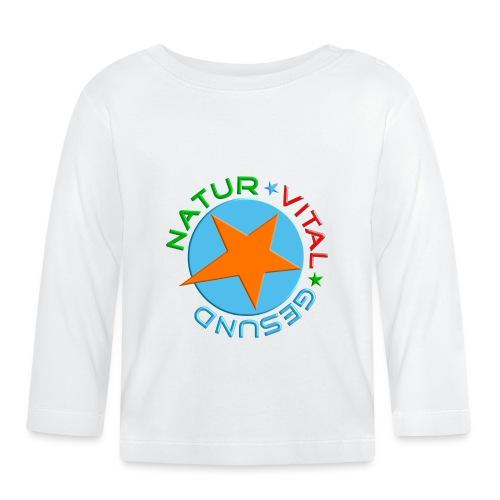 Natur-vital-gesund - Baby Langarmshirt