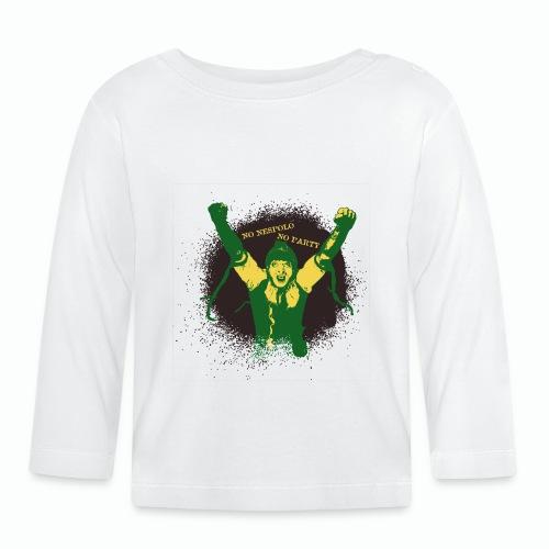No Nespolo No Party - Maglietta a manica lunga per bambini