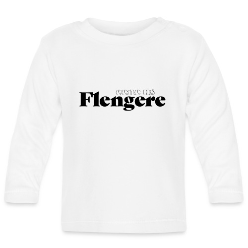 Eene us Flengere - Baby Langarmshirt