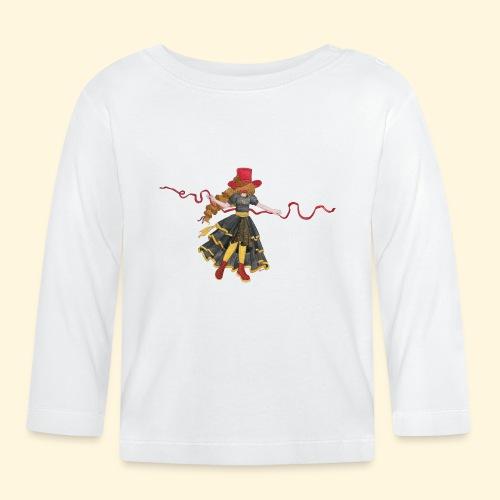 Ladybird - La célèbre uchronaute - T-shirt manches longues Bébé