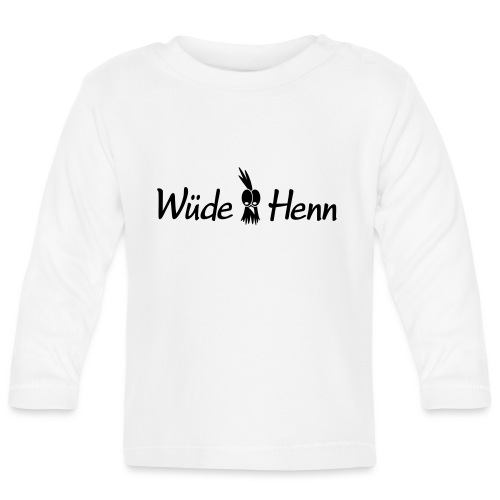 Wüde Henn - Baby Langarmshirt