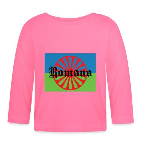 lennyromanoflag - Långärmad T-shirt baby