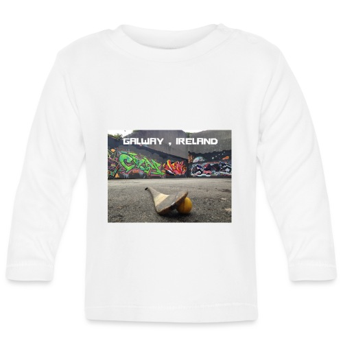 GALWAY IRELAND BARNA - Baby Long Sleeve T-Shirt
