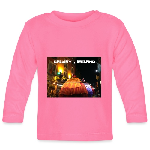 GALWAY IRELAND MACNAS - Baby Long Sleeve T-Shirt